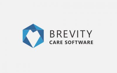 official logo of brevity care software