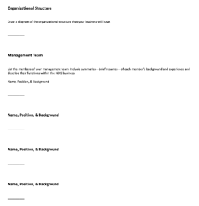 ndis business plan template part 7