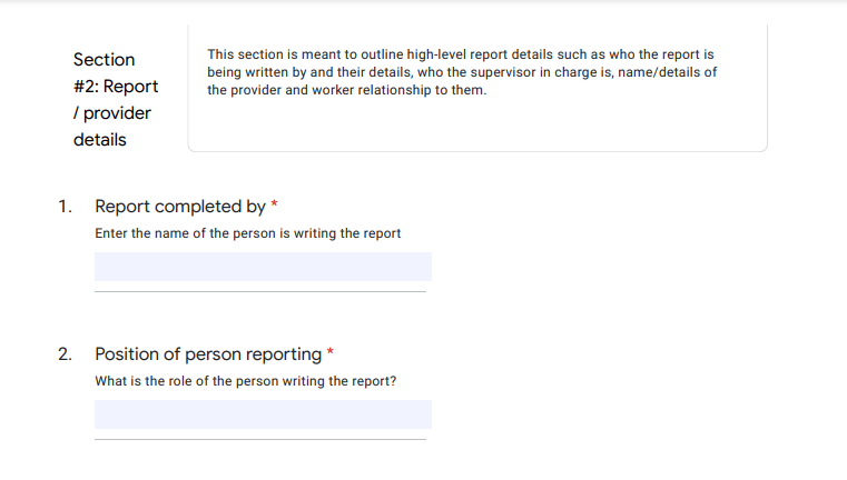 2 ndis incident form template report provider details